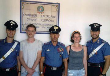 Due turisti olandesi salvi grazie ad una voce amica. Si erano persi sul Monte Ganzaria