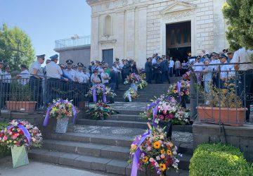 Santa Maria Ammalati, l'ultimo saluto a Mario Famoso, il finanziere altruista VIDEO