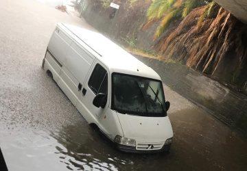 Area Ionica, maltempo: proseguono le piogge e aumentano gli allagamenti