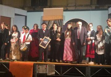 """Acireale, """"San Giuvanni Decullatu"""" portato in scena dagli alunni dell'I.I.S.S. """"Majorana - Meucci"""""""