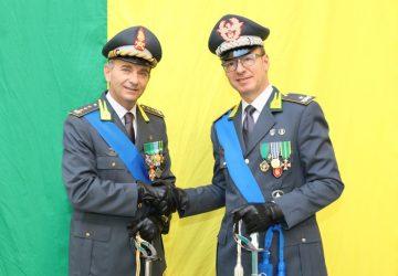 Cambio al vertice del Comando provinciale della Guardia di Finanza di Catania