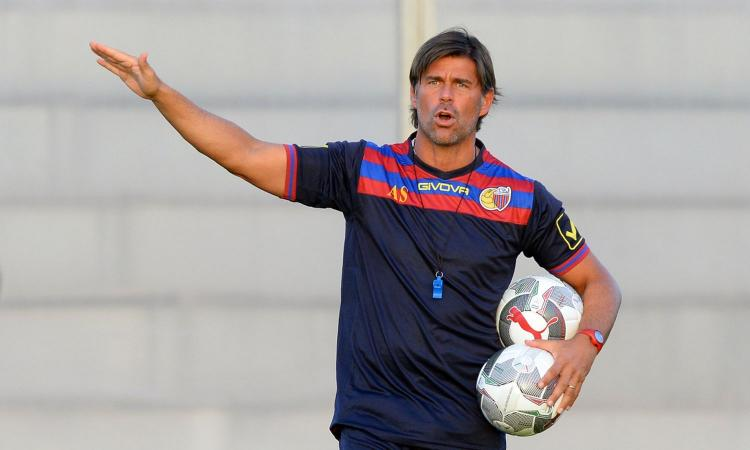 Catania calcio: esonero bis per l'allenatore Andrea Sottil