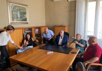 Giarre, visita istituzionale del Soprintendente. Maggiore sinergie tra i due enti VIDEO