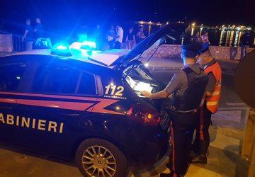 Paternò, Carabinieri: controlli sulla movida e del territorio