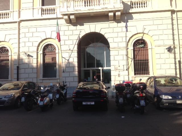 """Catania, carcere di Piazza Lanza: """"sospendere il servizio di sentinella a causa dell'estrema calura estiva"""""""