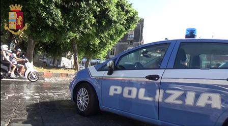 Catania, un arresto per rapina aggravata