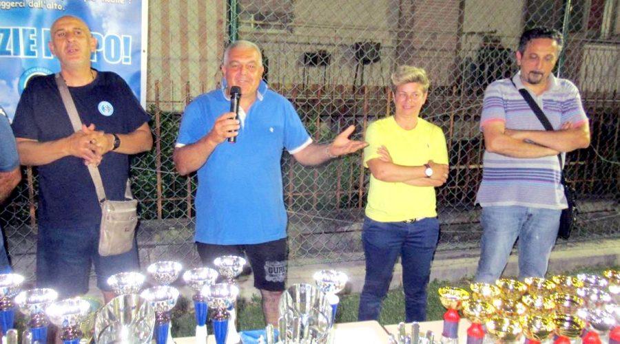 """Calatabiano: notti magiche con la quarta edizione del """"Torneo dell'Amicizia"""""""