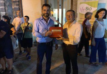 Fiumefreddo, donato al Casale Papandrea un defibrillatore