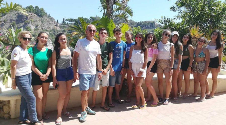 """Biodiversità e ecosistemi materie """"estive"""" per studenti dell'istituto """"Amari"""" di Giarre"""
