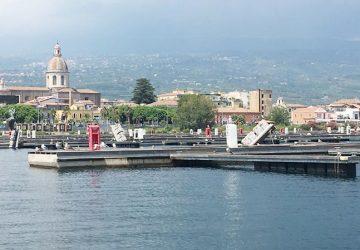 Riposto, dalla Regione 603mila euro per il primo bacino del porto