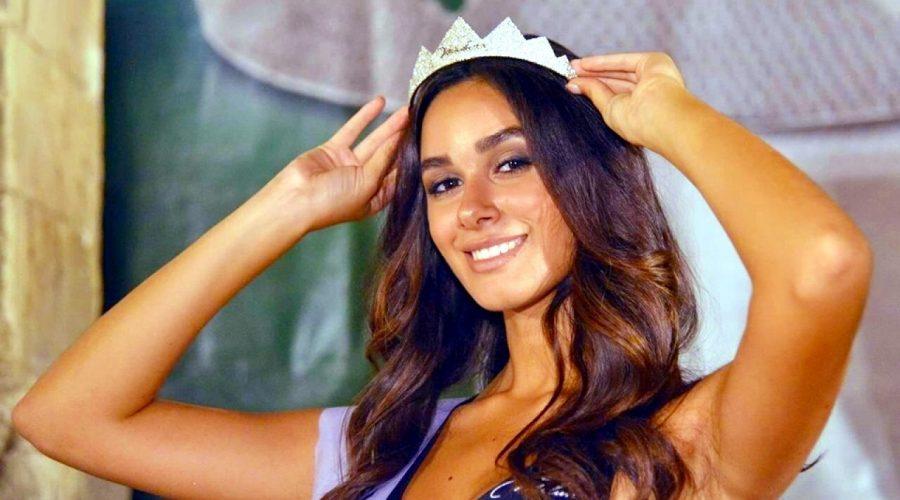 """Taormina e Francavilla di Sicilia a """"Miss Italia 2019"""" con la bellezza di Serena Petralia"""