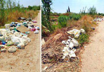 Trappitello ed il degrado ambientale nel torrente S. Venera: «Intervenga l'esercito!»