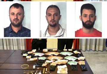 """Catania, operazione """"Lupin"""": neutralizzata banda specializzata in furti seriali NOMI FOTO VIDEO"""