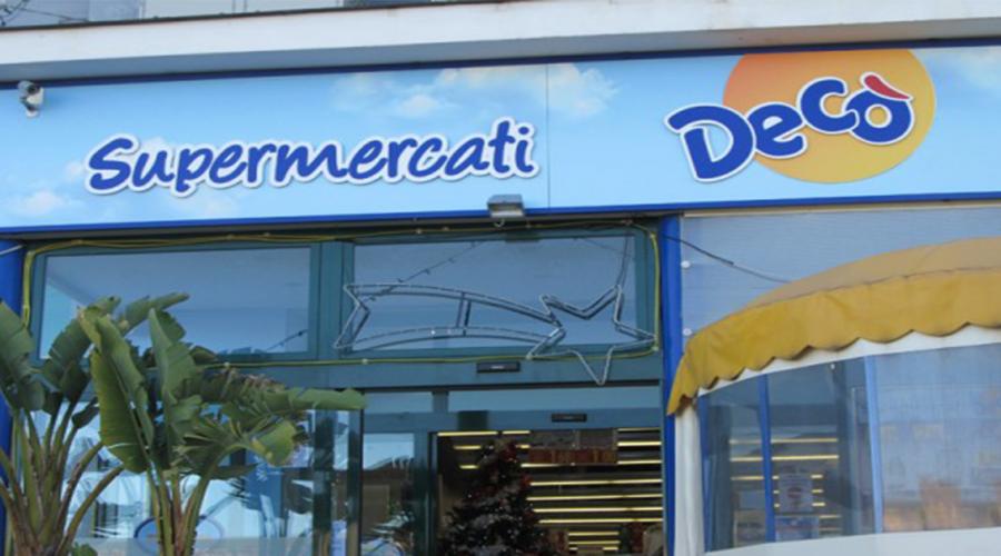 Catania, agli arresti domiciliari, rubava generi alimentari al Decò. Arrestato