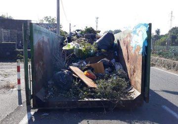 Santa Venerina, bonificata dai rifiuti via Codavolpe