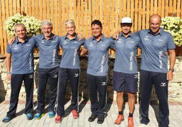 Italia campione del mondo di parapendio