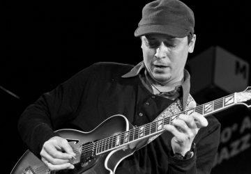 "Kurt Rosenwinkel sabato 3 agosto al ""Puntalazzo Jazz Festival"""