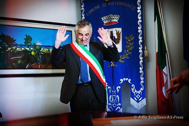 Misterbianco, sciopero della fame dell'ex sindaco Di Guardo che attacca il prefetto