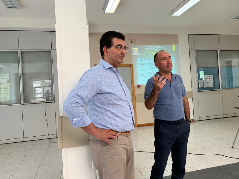 Pronto soccorso dell'ospedale di Giarre: entro maggio la riapertura VIDEO