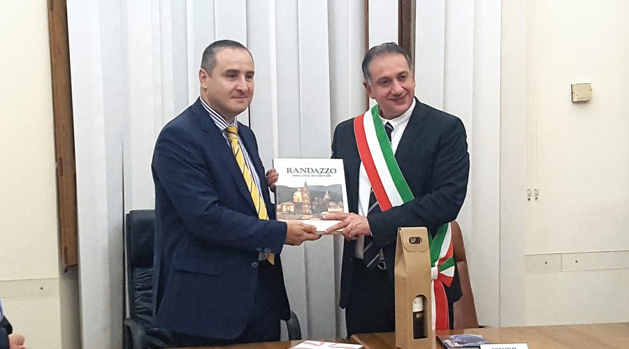 Sicilia e Georgia mai così unite. Visita a Randazzo dell'ambasciatore georgiano.