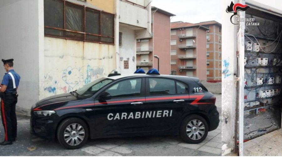 Catania, controlli a tappeto dei carabinieri a Librino