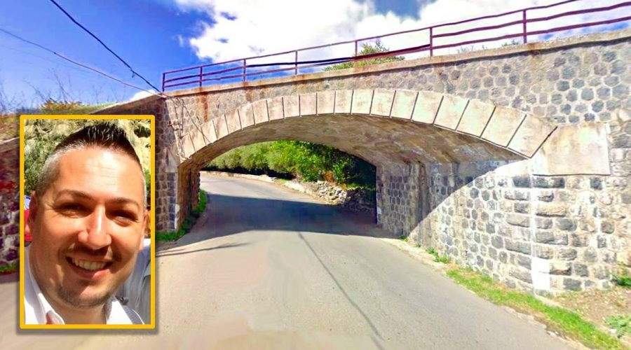 S.P. 7/I Castiglione di Sicilia -Francavilla: «Nessuno tocchi il ponticello!»