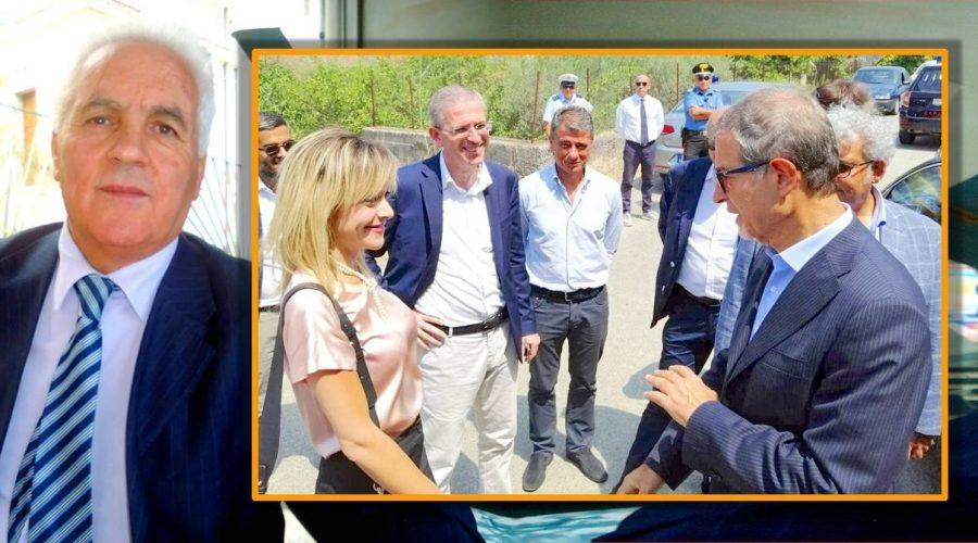 """Castiglione di Sicilia e la S.P. 81: """"Guardiamo Avanti Insieme il Futuro"""" ringrazia il governatore Musumeci"""