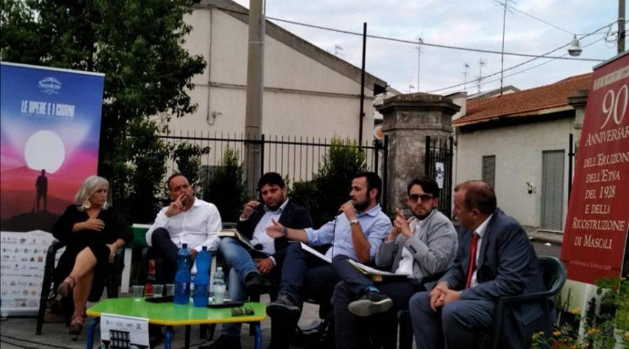 """""""Mussolini e la città – il fascismo tra antiurbanesimo e modernità"""", incontro culturale a Mascali"""