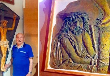 Francavilla di Sicilia: le Crocifissioni di Sgarlata al Convento dei Frati Cappuccini