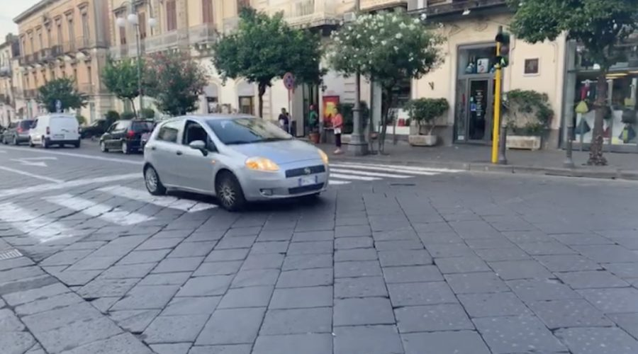 Latitante beccato dalla Squadra Mobile tra Riposto e Mascali VD