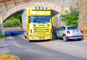 S.P. 7/I Francavilla-Castiglione: «Autisti di pullman costretti a guidare contromano»