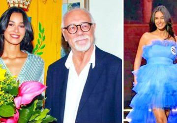 """Serena Petralia, """"vincitrice morale"""" di Miss Italia 2019, festeggiata nella sua Taormina"""
