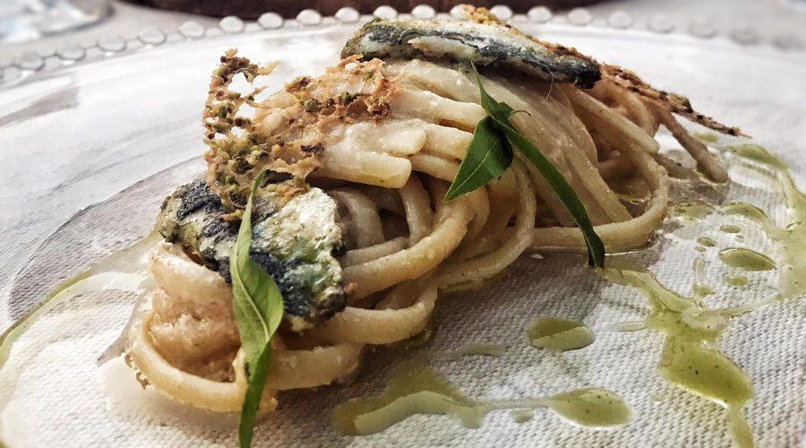 """La buona pasta da gustare al """"Fish & Pasta"""" a Terrasini, oggi nuove degustazioni del buon cibo"""