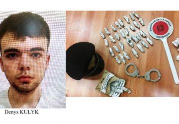 Paternò, droga nascosta negli slip: 20enne in manette, 17enne denunciato
