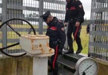 Furti negli oleodotti: 8 arresti nelle province di Catania e Siracusa NOMI VIDEO