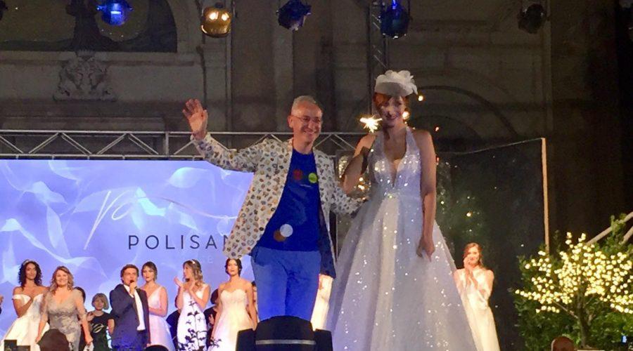 Giarre, in piazza Carmine l'eleganza a nozze con l'amore
