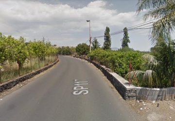 Viabilità, Riposto: chiuso al transito per un mese un tratto della S.P. 117 a Carruba