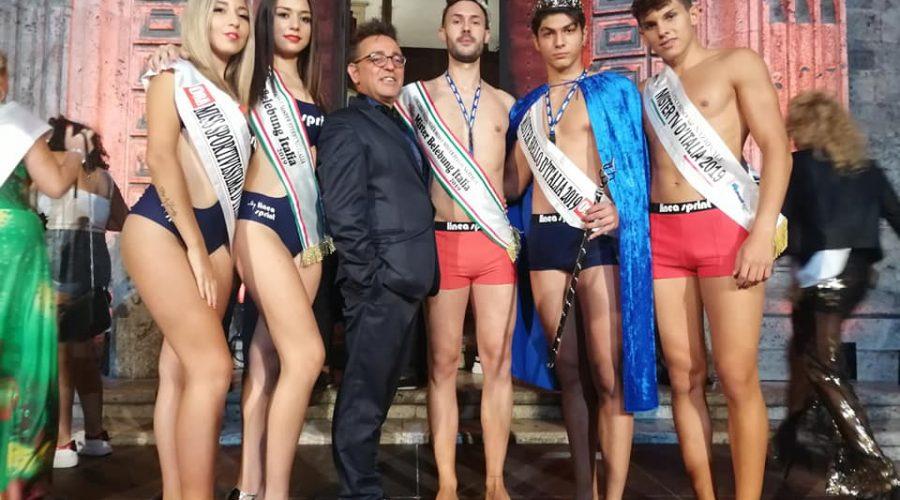 """Ad un randazzese il titolo di """"Mister Belebung Italia 2019"""""""