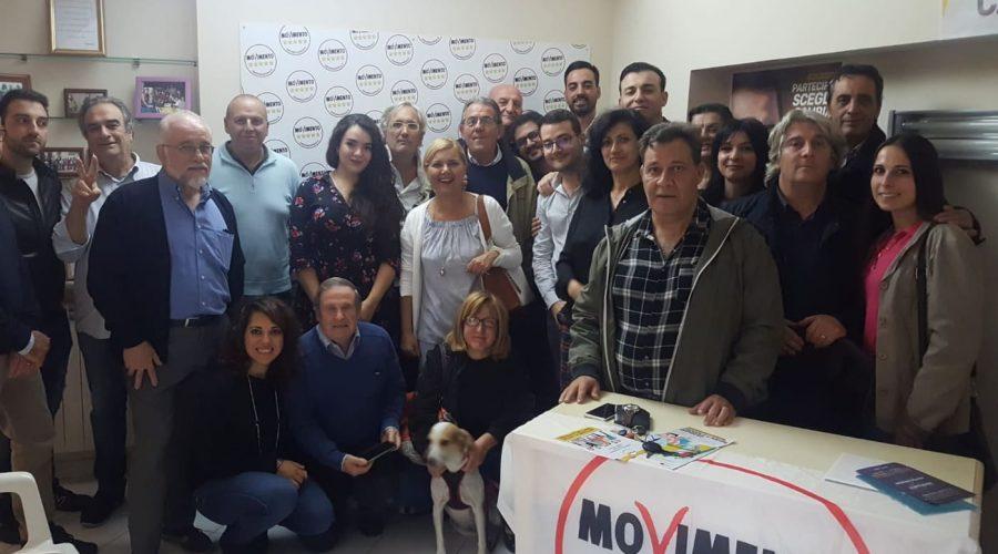 Aci S. Antonio, intimidazione subita dal consigliere Finocchiaro: la solidarietà del M5S