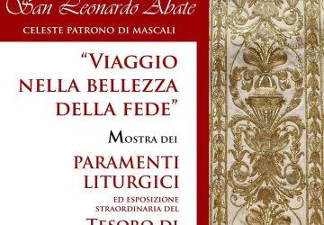Mascali, da domenica la mostra dei paramenti liturgici