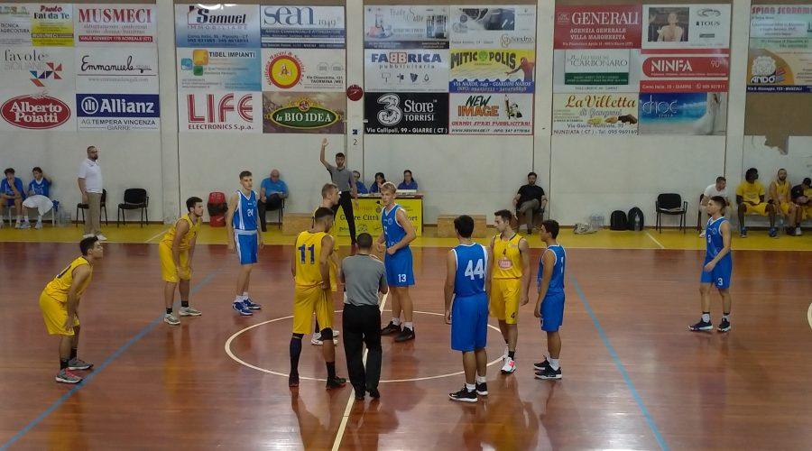 Basket, C Silver: il punto della giornata