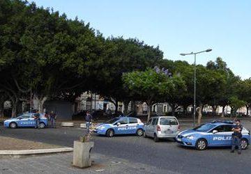 """Catania, operazione """"Largo raggio"""", controlli a tappeto della polizia"""