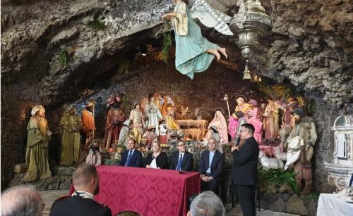 Acireale, la Regione stanzia 5mila euro per il restauro del presepe