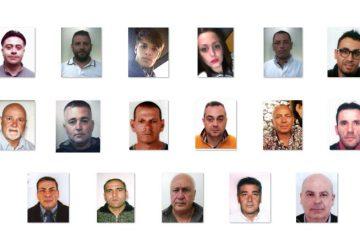 Catania, 17 arresti dei carabinieri. Recuperata opera d'arte dal valore inestimabile I NOMI FOTO VIDEO
