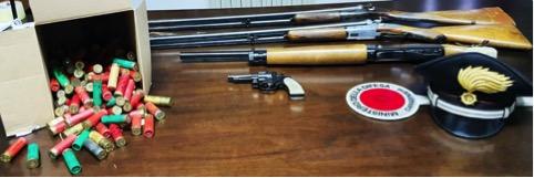 Palagonia, occupano abusivamente la casa del morto, appropriandosi anche delle armi