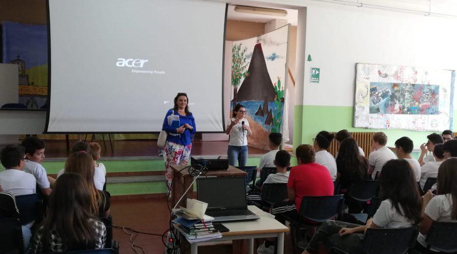 Riposto, tutela dell'ambiente attraverso il riciclo e coinvolgendo le scuole. Iniziativa didattica alla  Pirandello