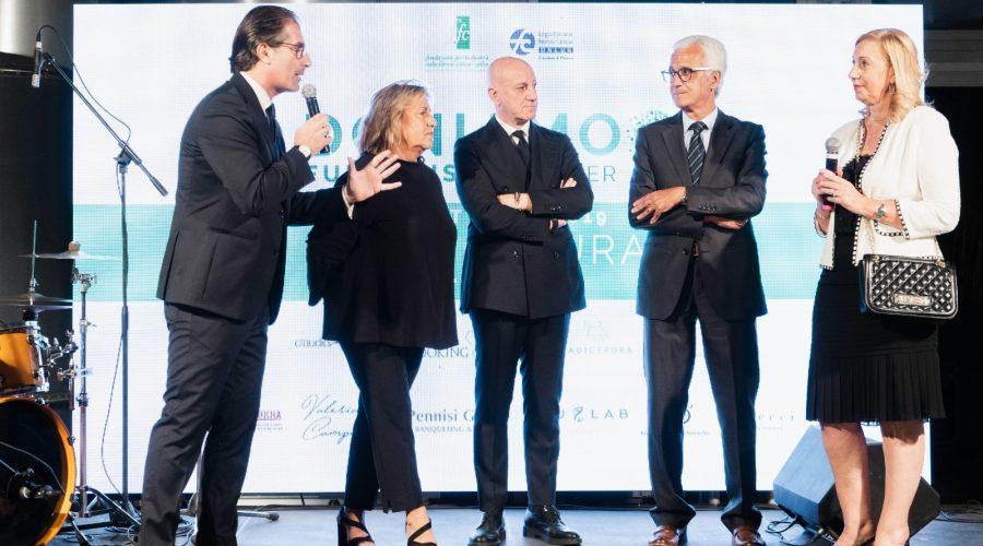 Fundraising Dinner, record di donazioni: 45 mila euro per la ricerca Task Force for Cystic fibrosis