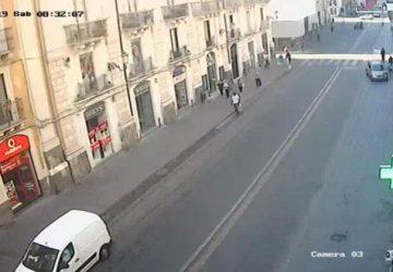 Catania, investe anziano e scappa via: rintracciato e denunciato VIDEO