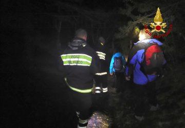 Rifugio Citelli, soccorsi dai vigili del fuoco due turisti dispersi