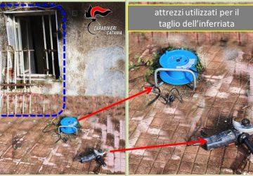 Aci Castello, segano le sbarre della finestra per entrare in casa: ladri in manette in via Firenze